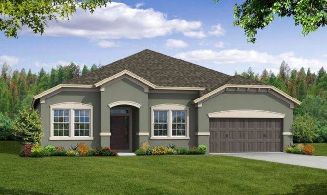 Exterior House Colors Ranch Style Homes Paint