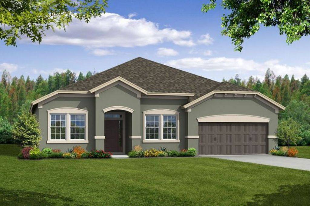 exterior house colors ranch style homes paint 125691