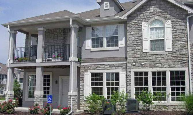 Exterior House Designs Stone Siding Home Design