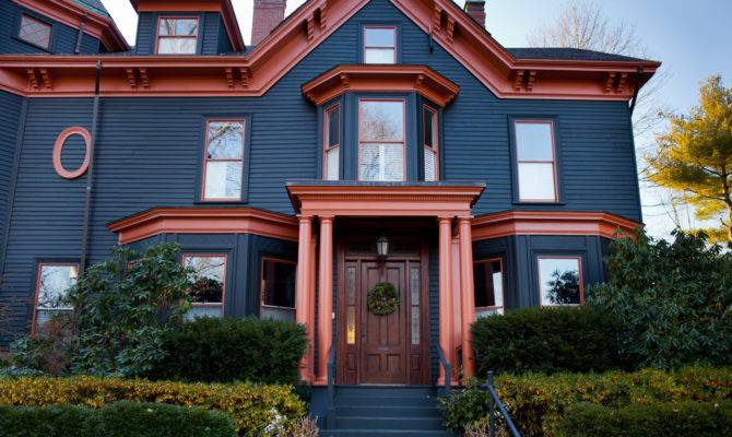 Exterior House Painting Services Boston