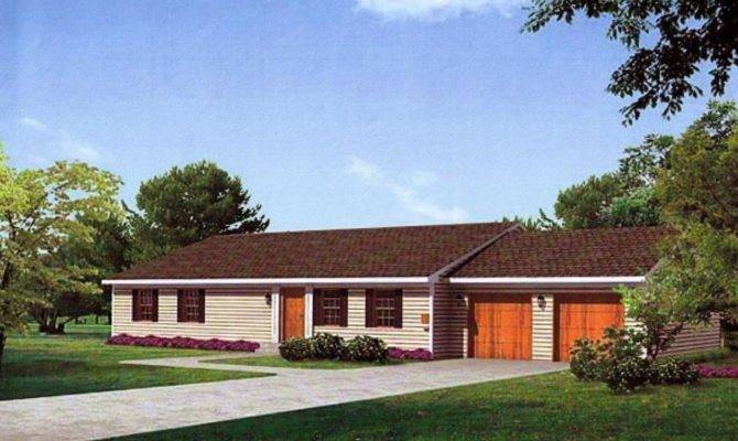Exterior Paint Idea Ranch Style Home Painting Front