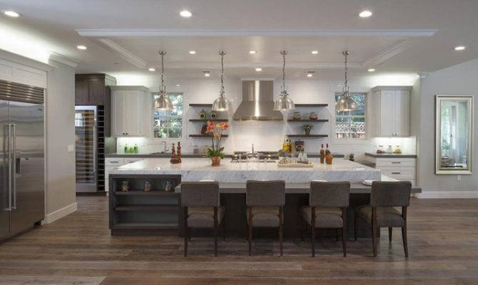 Extra Large Kitchen Island Gorgeous Designs Islands