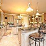 Extra Large Kitchen Islands Seating