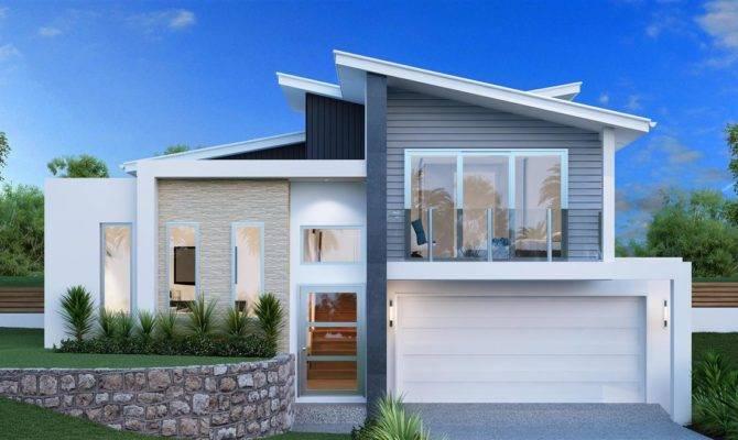 Extraordinary Split Level Home Designs Qld House Plans