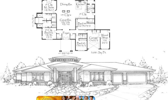 Extreme Home Plans