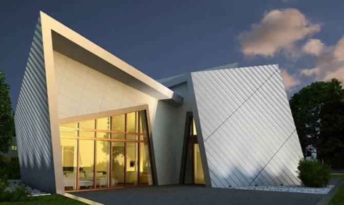 Extreme House Designs Libeskind Villa Prefab