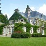 Extrerior French Manor Cococozy Harpersbazaar