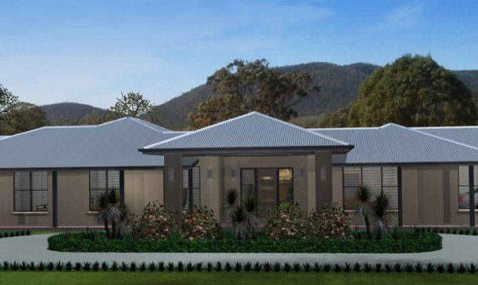 Eye Catching Country Style Home Designs Sydney Castle