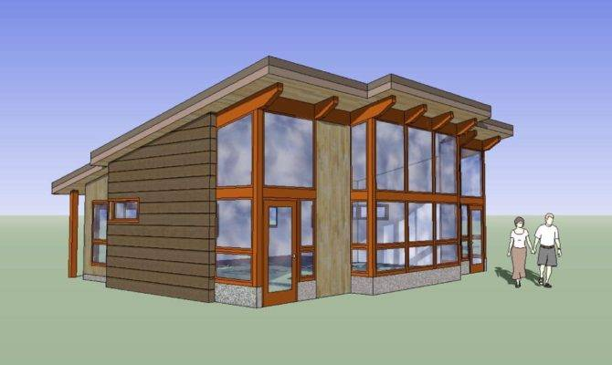 Fabcab Modern House Plans Under