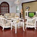 Fabulous French Country Living Room Furniture Designs