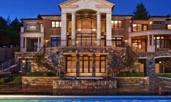 Fabulous Mansion Houses Take Your Breath Away Top