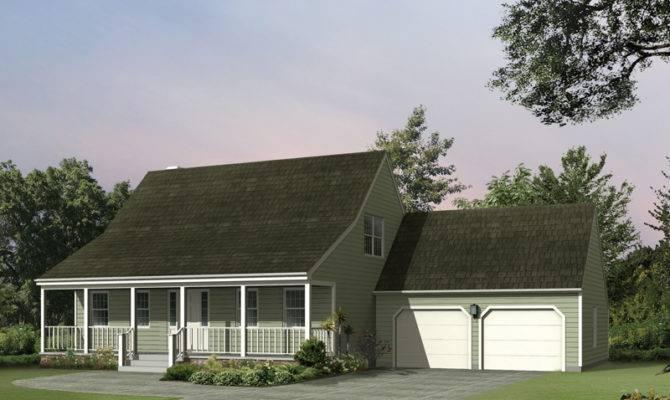 Fairfax Saltbox Style Home Plan House Plans