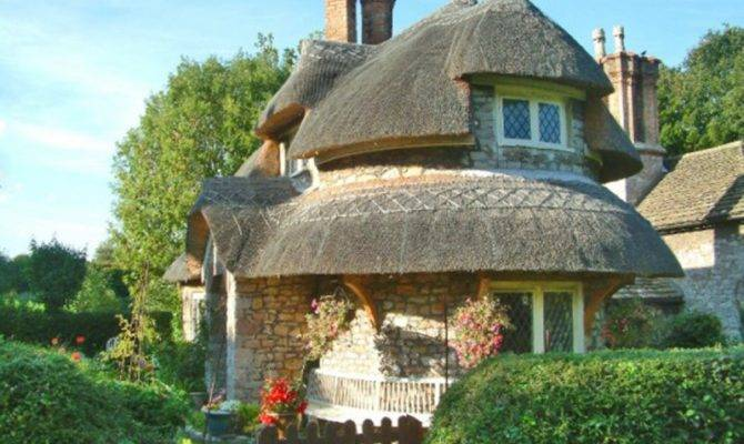 Fairy Tale Cottages Interior Design Ideas Designs