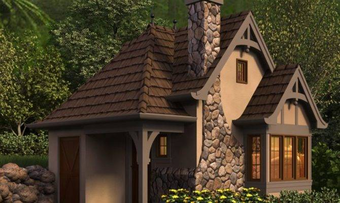 Fairytale Cottage House Plans Danutabois