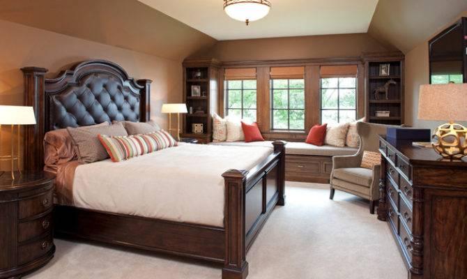 Fairytale Tudor Traditional Bedroom Minneapolis