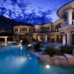 Fancy House Luxury Pool Rich Favim