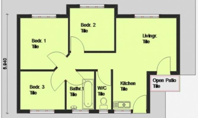 Fantastic Bedroom House Plan South Africa Small