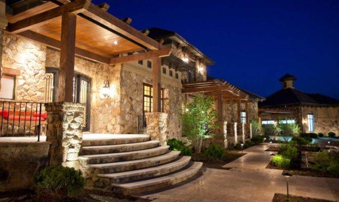 Fantastic Exterior Mediterranean Tuscan Style Homes Home