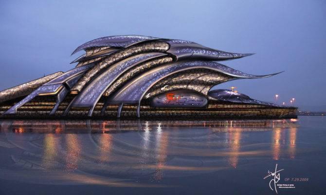 Fantasy Architecture Design Chachajonni Deviantart