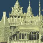 Fantasy Castle Design Based Your Vision Historic Details