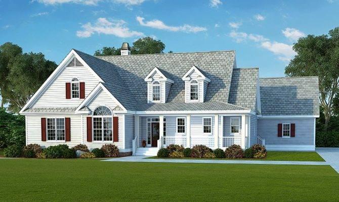 Farm House Plans Detached Garage
