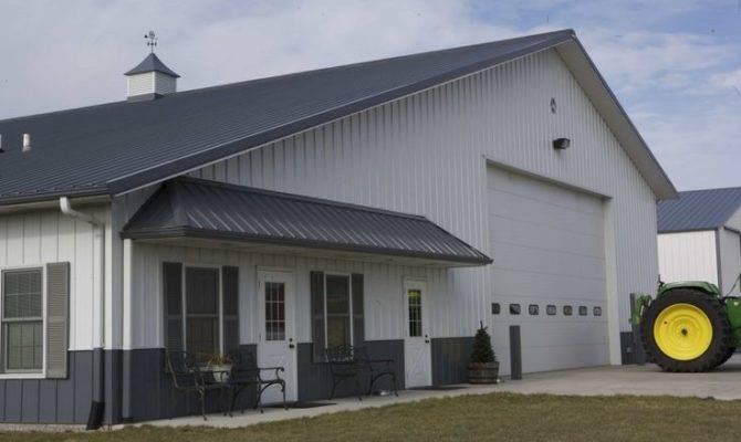 Farm Shop Plans Living Quarters Quotes