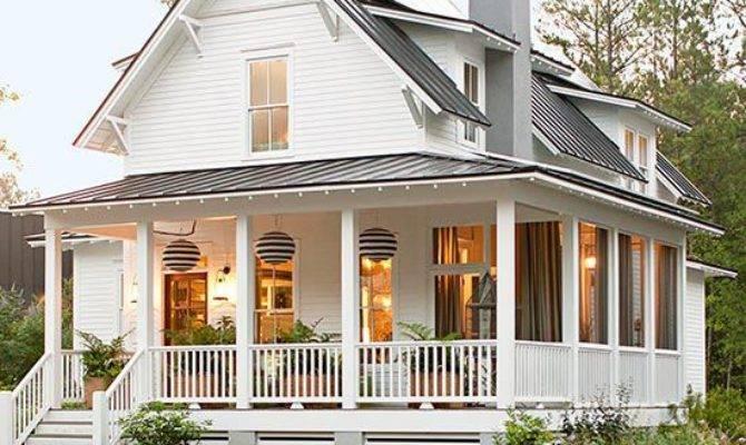 Farm Style Wrap Around Porch Gant Custom Homes