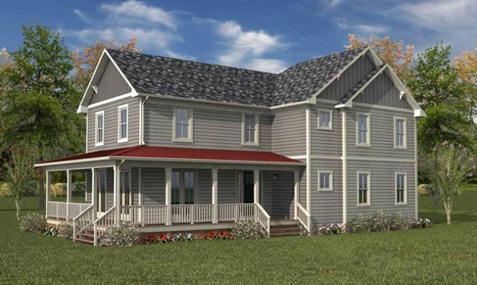Farmhouse Architectural Style Architecture