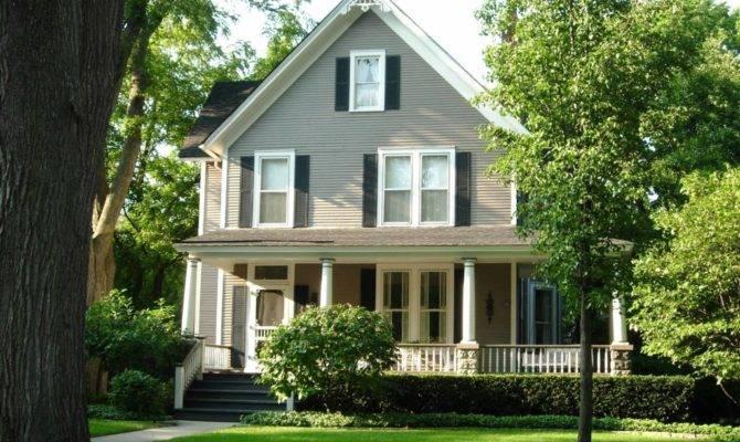 Farmhouse Designs Imanada New American House Plans