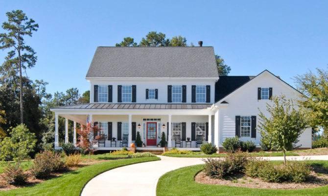Farmhouse Exterior Designs Ideas Design Trends