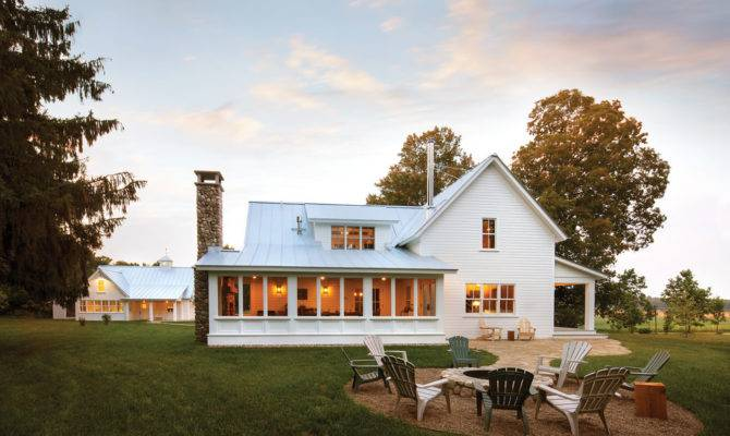 Farmhouse Exterior Designs Ideas Design Trends