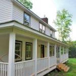 Farmhouse Front Porch Our Porches Decks Pinterest