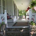 Farmhouse Front Porch Think Important Local
