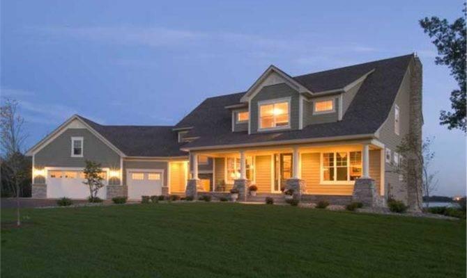 Farmhouse Home Plan House