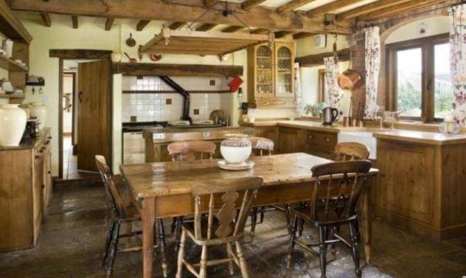 Farmhouse Kitchen Ideas Pinterest