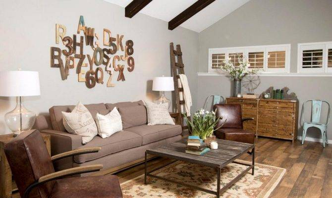 Farmhouse Living Room Decorating Ideas Style Accessories