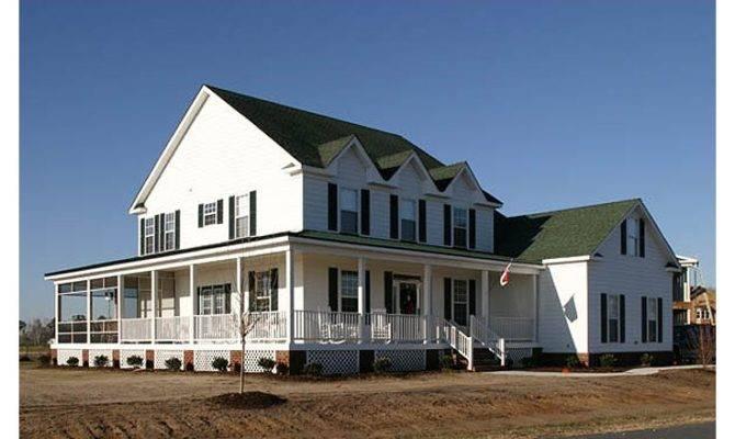 Farmhouse Plans Two Story Plan