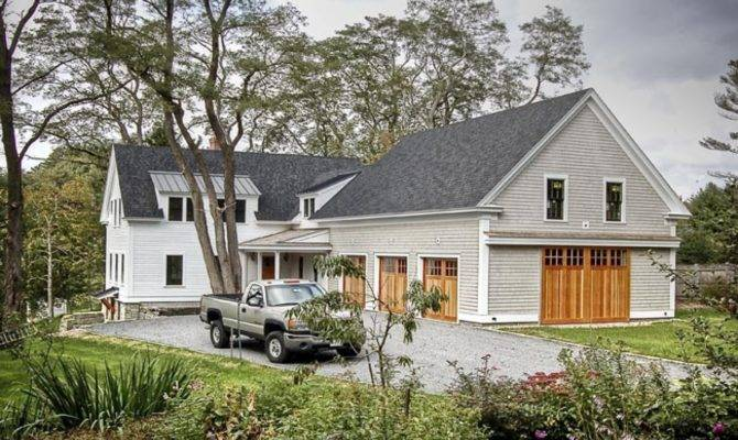 Farmhouse Style Homes New England Plans