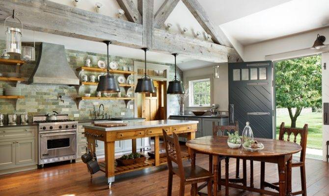 Farmhouse Style House Vermont Modern Thraam