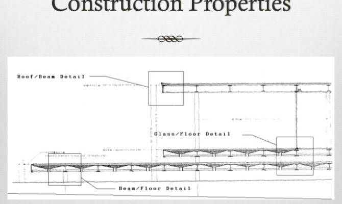 Farnsworth House Construction Details