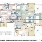 Fascinating Apartment Blueprints Floor Keller