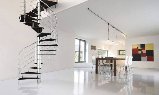 Fascinating Homes Spiral Staircase Design Ideas Stair