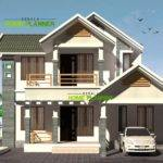 Fascinating Low Budget House Plan Kerala Also Small