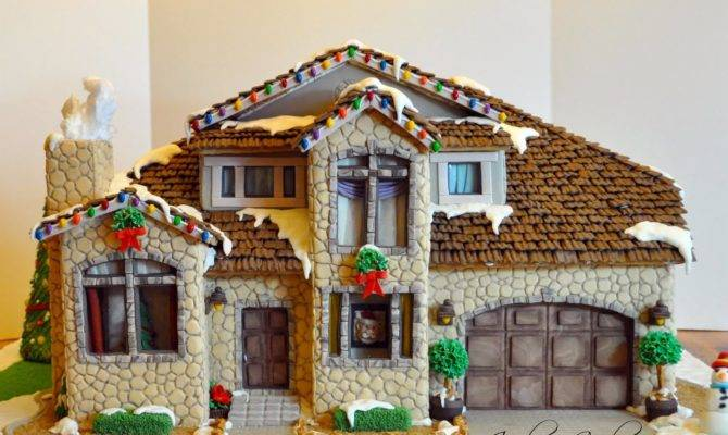 Fascinating Victorian Gingerbread House Plans Style