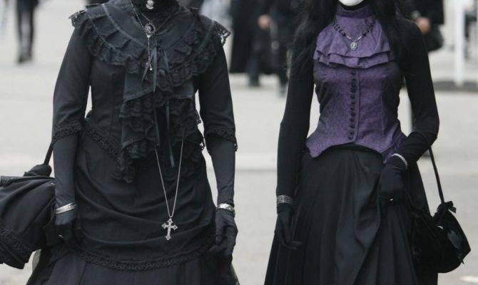 Fashion Vampyre Industrial Goth Social
