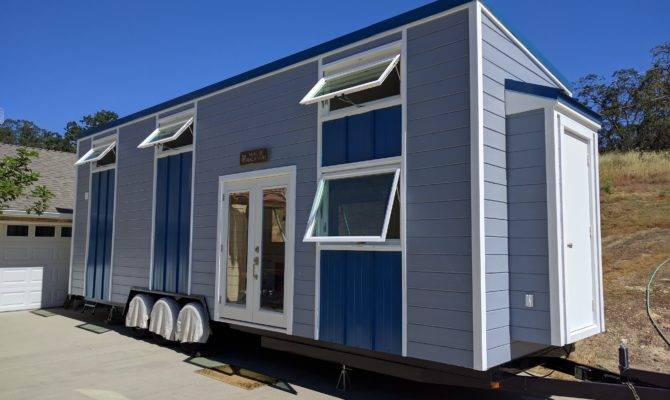 Father Son Build Modern Tiny House