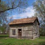 Favored Rustic Small Cabin Single Log
