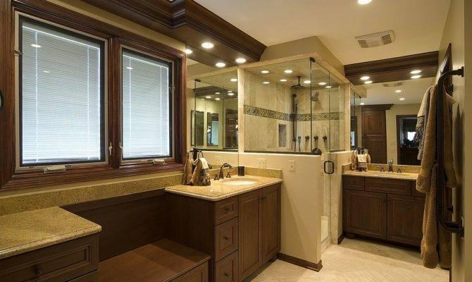 Favorite Master Bathroom Shower Design Ideas