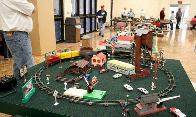 Favorite Portable Layouts Toy Train Operating Society