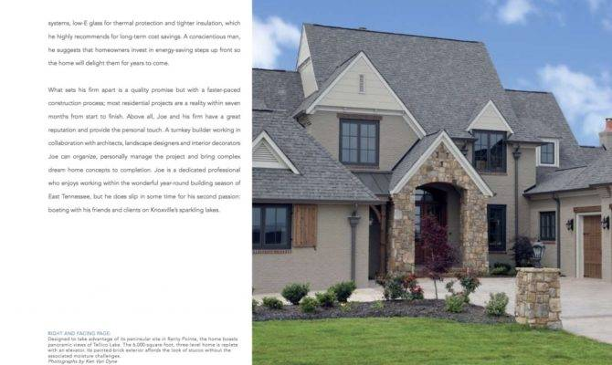 Feature Dream Homes Tennessee Joseph Houck